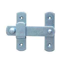Plated Reinforced Swing Latch