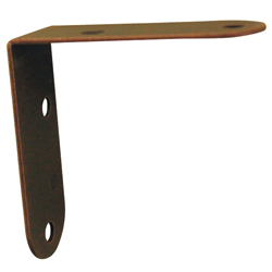 Stainless Steel Metal Corner Bracket (Bronze)