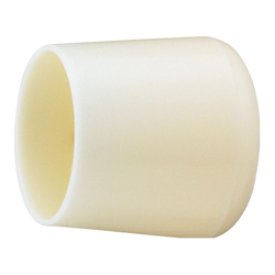 Pipe Fixture Packaged Goods Series, Polyethylene Outer Stopper Cap (Ivory)