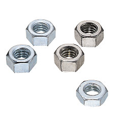 Value Hex Nut 1 Type - Stainless Steel / Pack