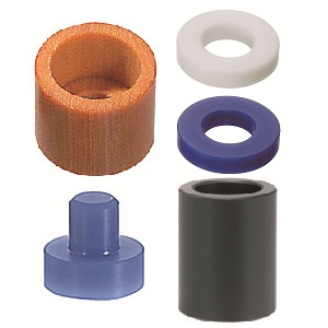 Non-Metal Washers, CollarsImage