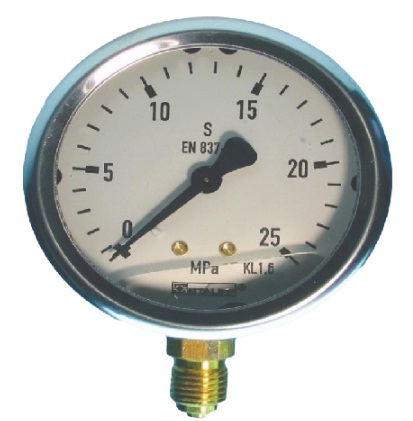 Oil Pressure GaugesImage