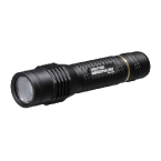 Anti-Rotate Design Rechargeable LED Flashlight