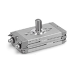 Compact Rotary Actuator, Rack And Pinion Type, CRQ2 Series