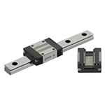 Miniature Linear Guide (Dust Resistant)