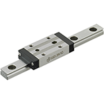 Miniature Linear Guide (Long Block with Dowel Holes)